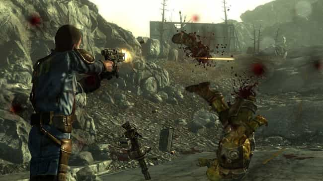 Fallout 3 is listed (or ranked) 2 on the list 15 Video Game Classics That Were Almost Never Made