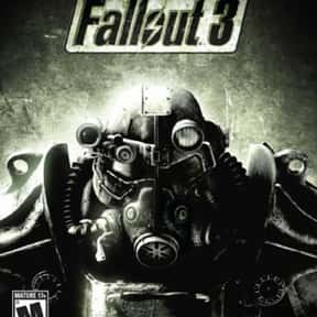 Fallout 3 is listed (or ranked) 10 on the list The Most Addictive Video Games of All Time