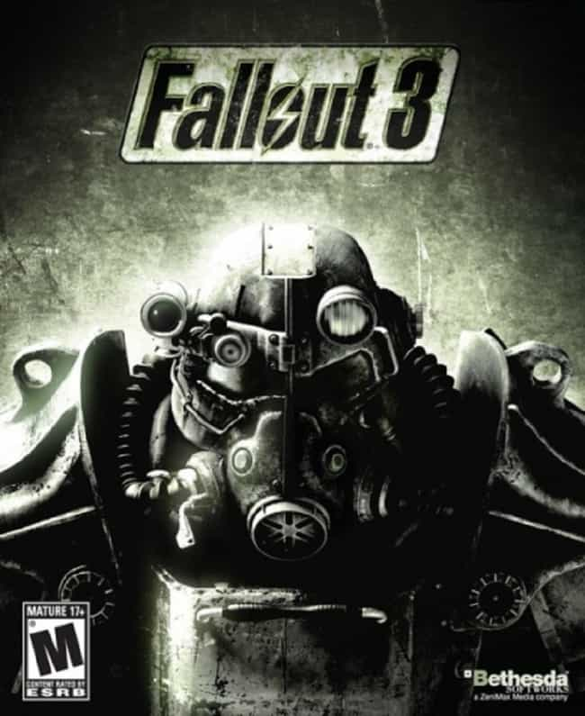 Fallout 3 is listed (or ranked) 3 on the list The Best DLC Packs