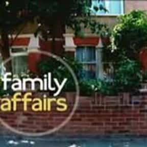 Family Affairs is listed (or ranked) 19 on the list The Best '90s Daytime Soap Operas