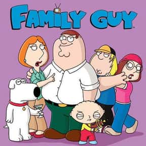 Family Guy is listed (or ranked) 8 on the list The Best Sitcoms That Aired Between 2000-2009, Ranked