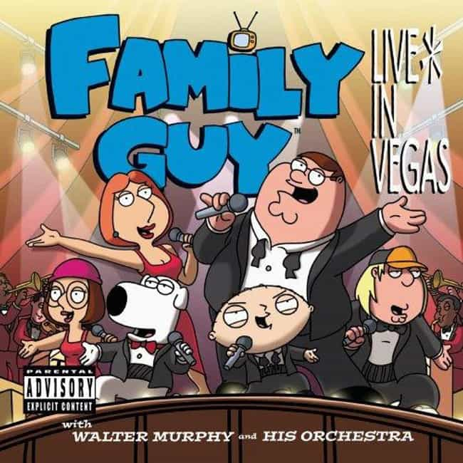 Family Guy is listed (or ranked) 7 on the list Longest Running Animated Series