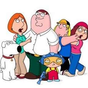 Family Guy is listed (or ranked) 10 on the list The Funniest Shows on TV Right Now