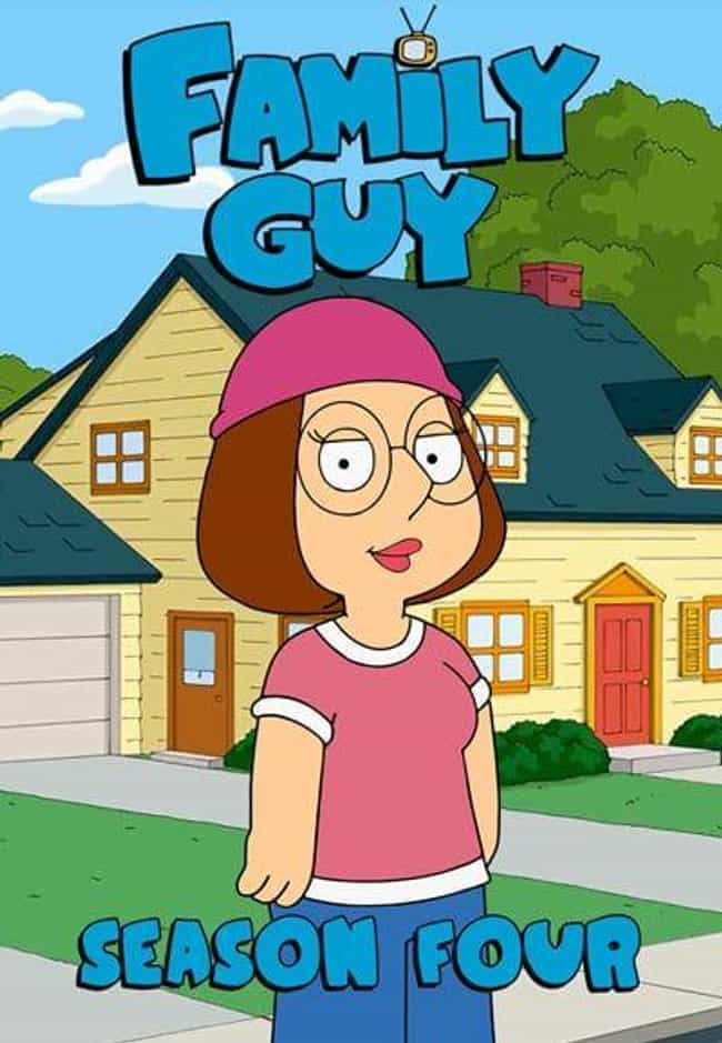 Family Guy - Season 4 is listed (or ranked) 1 on the list The Best Seasons of 'Family Guy'