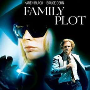 Family Plot is listed (or ranked) 21 on the list The Best Movies With Family in the Title
