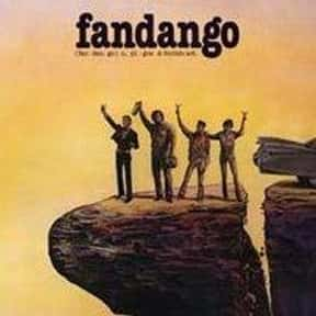Fandango is listed (or ranked) 15 on the list The Funniest Road Trip Comedy Movies