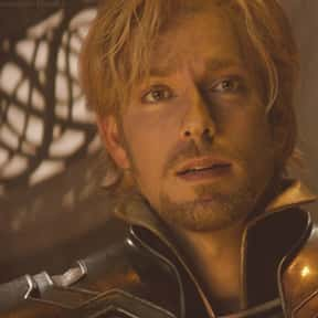 Fandral is listed (or ranked) 25 on the list The Best Characters In The Thor Movies