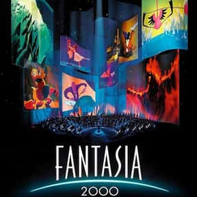 Fantasia 2000 is listed (or ranked) 11 on the list The Best Disney Musical Movies