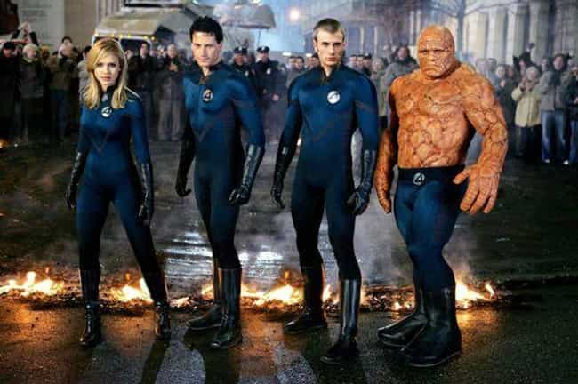 Fantastic Four: Rise of ... is listed (or ranked) 4 on the list 9 Superhero Movie Sequels That Just Didn't Live Up to the Hype