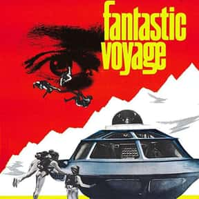 Fantastic Voyage is listed (or ranked) 4 on the list The Best Sci-Fi Movies of the 1960s