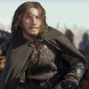 Faramir is listed (or ranked) 8 on the list The Best Lord of the Rings Characters