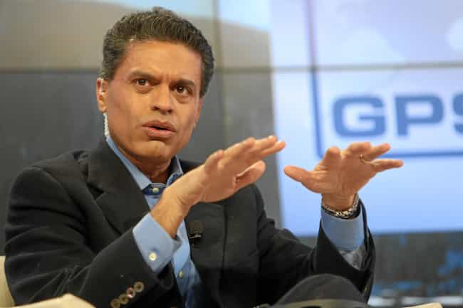 Fareed Zakaria is listed (or ranked) 5 on the list 18 High Profile Cases of Plagiarism