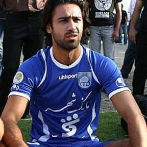 Farhad Majidi is listed (or ranked) 18 on the list The Best Soccer Players from Iran