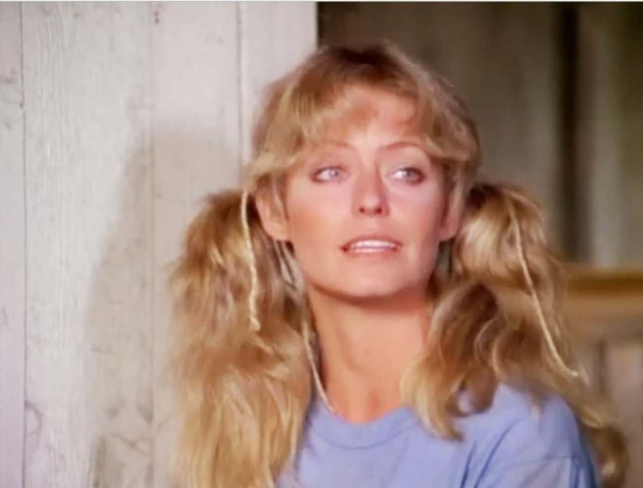 1976 – Farrah Fawcett is listed (or ranked) 2 on the list Who Was The Most Famous Actor The Year You Were Born?
