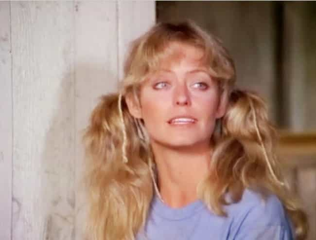Farrah Fawcett is listed (or ranked) 2 on the list Who Was The Most Famous Actor The Year You Were Born?