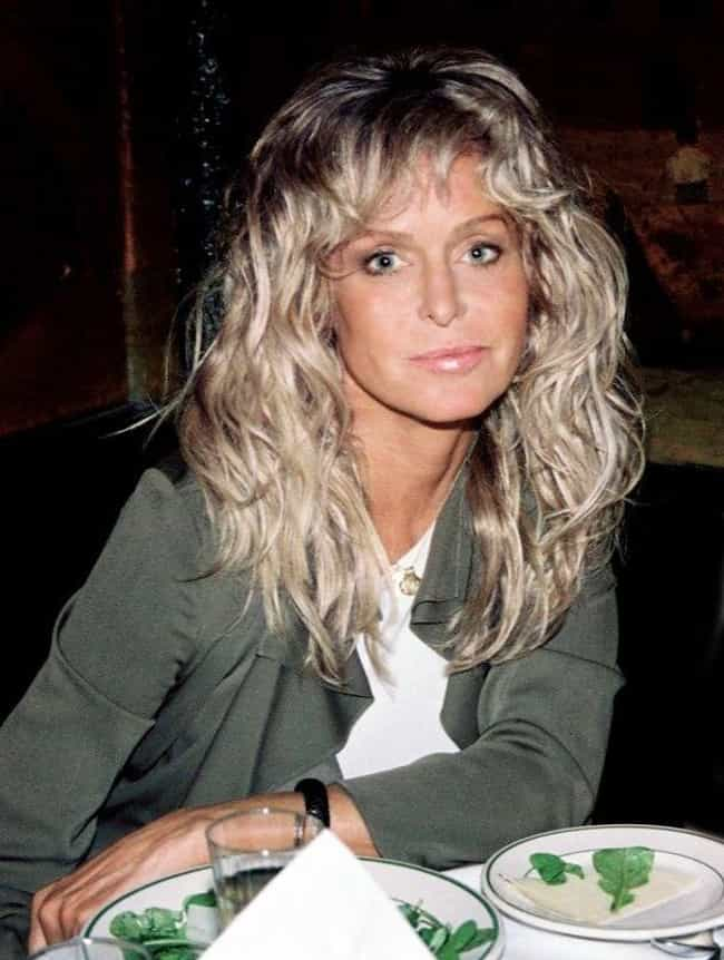 Farrah Fawcett is listed (or ranked) 2 on the list 20 Celebrities Who Were Tri Deltas