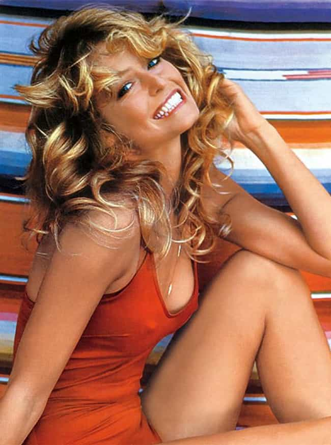 Farrah Fawcett is listed (or ranked) 1 on the list The Hottest Babes of the 80s