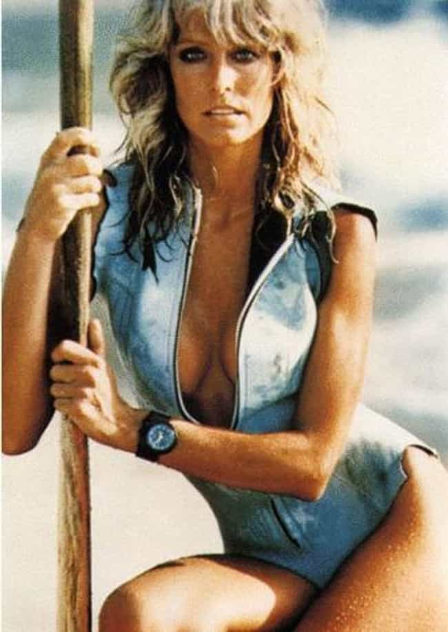 Farrah Fawcett is listed (or ranked) 3 on the list The Hottest Babes of the 70s