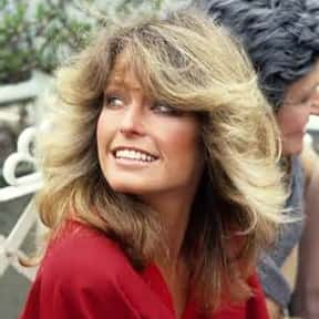 Farrah Fawcett is listed (or ranked) 8 on the list Famous People Who Died in California