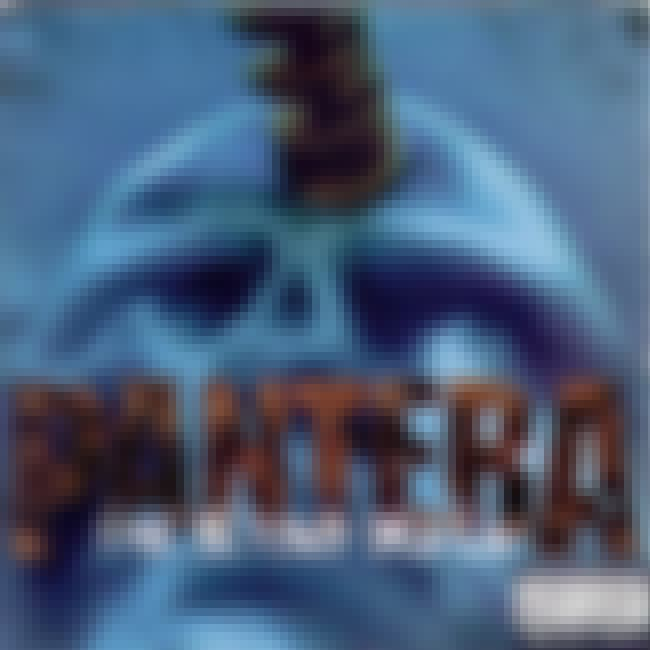 Far Beyond Driven is listed (or ranked) 2 on the list The Best Pantera Albums of All Time