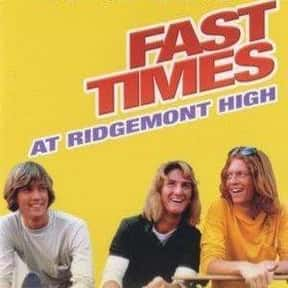 Fast Times at Ridgemont High is listed (or ranked) 25 on the list The Best Ensemble Movies