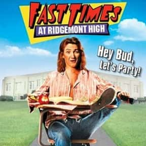 Fast Times at Ridgemont High is listed (or ranked) 7 on the list The FunniestComing of Age Movies