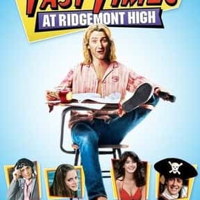 Fast Times at Ridgemont High is listed (or ranked) 8 on the list The Funniest Movies About Teachers