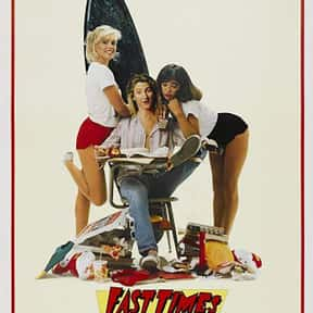 Fast Times at Ridgemont High is listed (or ranked) 11 on the list The Greatest Party Movies Ever Made