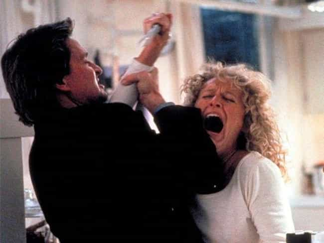 Fatal Attraction is listed (or ranked) 4 on the list Classic Movie Endings People Only Accept Because They're Classics