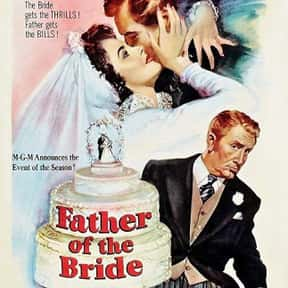 Father of the Bride is listed (or ranked) 3 on the list The Best Wedding Movies
