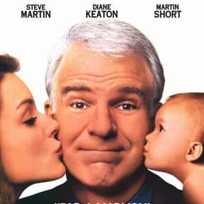 Father of the Bride Part II is listed (or ranked) 25 on the list The Best Chick Flicks From The '90s