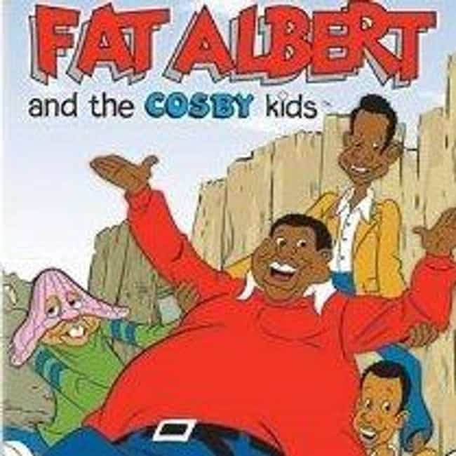 Fat Albert and the Cosby Kids is listed (or ranked) 2 on the list The Best Bill Cosby Shows and TV Series