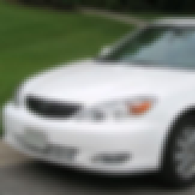 2004 is listed (or ranked) 1 on the list List of All Cars Made in 2004