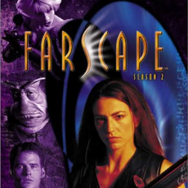 Farscape - Season 2 is listed (or ranked) 1 on the list The Best Seasons of Farscape