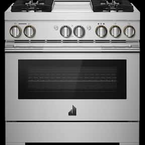 Jenn-Air is listed (or ranked) 8 on the list The Best Large Kitchen Appliance Brands