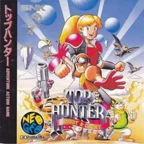 Top Hunter: Roddy & Cathy is listed (or ranked) 7 on the list List of SNK Playmore Beat 'em Ups
