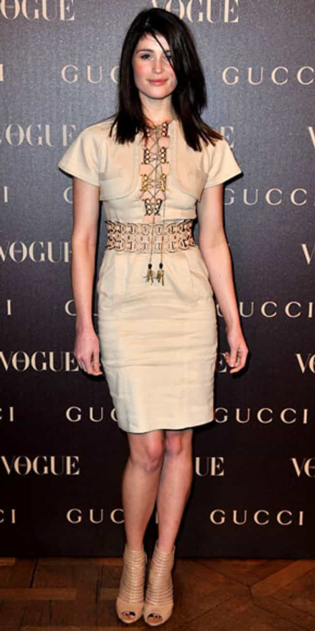 Gemma Arterton is listed (or ranked) 4 on the list Celebrities in Gucci Dresses