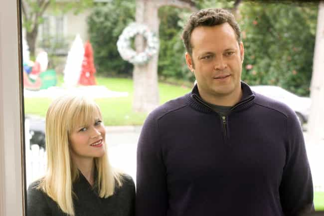 Four Christmases is listed (or ranked) 6 on the list 13 Movie Couples Who Hated Each Other In Real Life