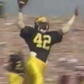 Tony Boles is listed (or ranked) 11 on the list The Best Michigan Wolverines Running Backs of All Time