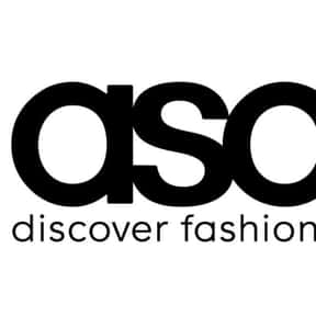 ASOS is listed (or ranked) 12 on the list The Best Girls' Clothing Brands