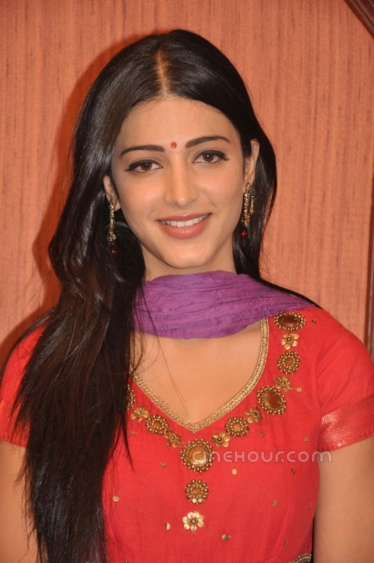 Shruti Haasan is listed (or ranked) 4 on the list The Most StunningIndian Models