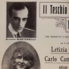 Alfredo Martinelli is listed (or ranked) 23 on the list Famous Actors from Italy
