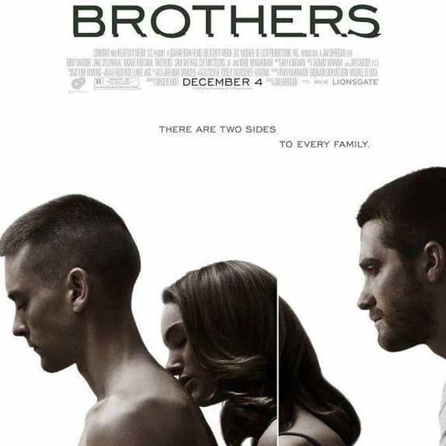 Brothers is listed (or ranked) 2 on the list Every Movie & TV Show Written By David Benioff, Ranked