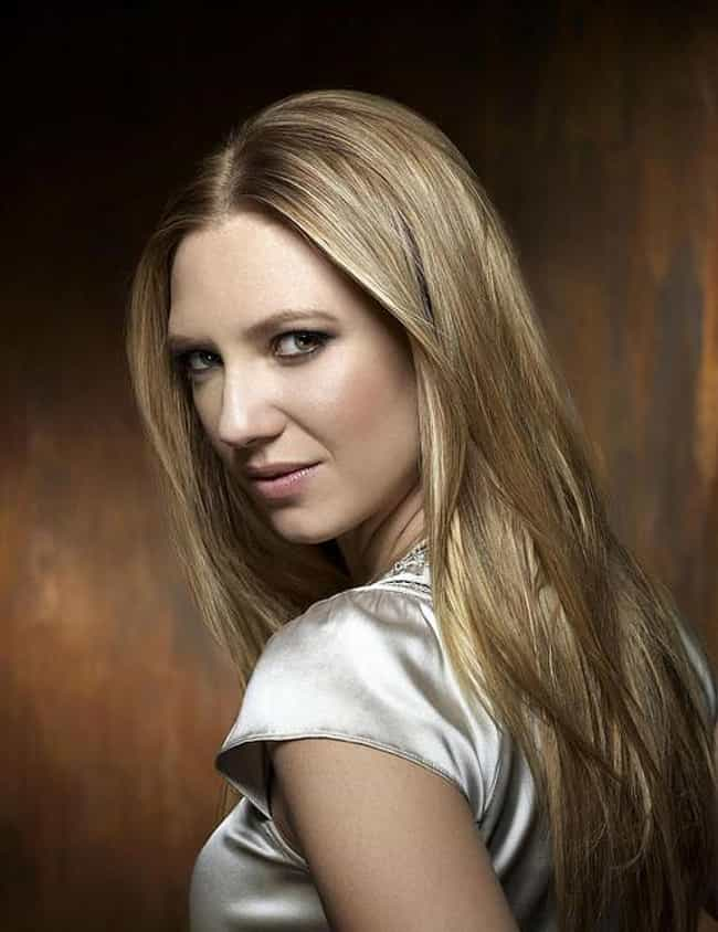 Anna Torv is listed (or ranked) 4 on the list Famous People who Majored in Performing Arts
