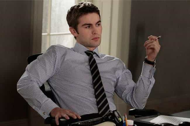 Nate Archibald is listed (or ranked) 4 on the list 13 Teen Drama Characters Who Are Way Too Sexy To Be High Schoolers