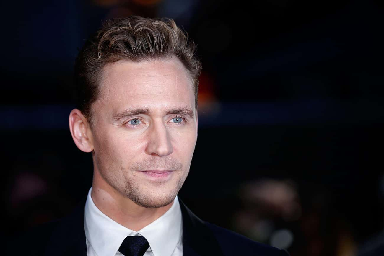 Tom Hiddleston is listed (or ranked) 1 on the list 50+ Famous Actors Who Are Aquarius