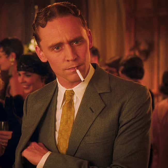 Tom Hiddleston is listed (or ranked) 5 on the list The Hottest Leading Men In Period Film