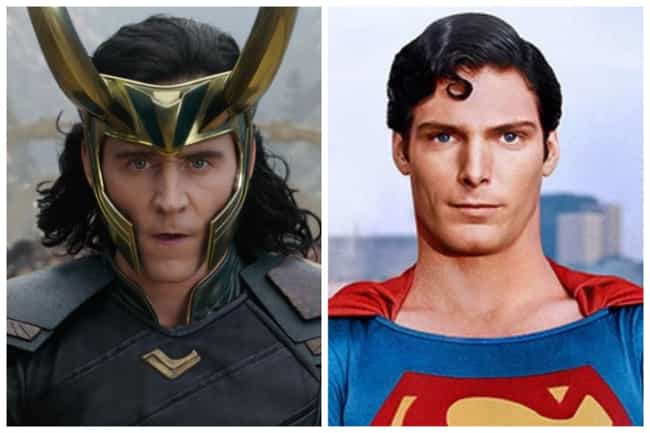 Tom Hiddleston is listed (or ranked) 4 on the list Who Were Marvel Cinematic Universe Stars' Favorite Superheroes Growing Up?