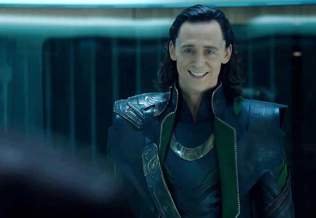 Tom Hiddleston is listed (or ranked) 3 on the list The Best Marvel Superhero Movie Actors