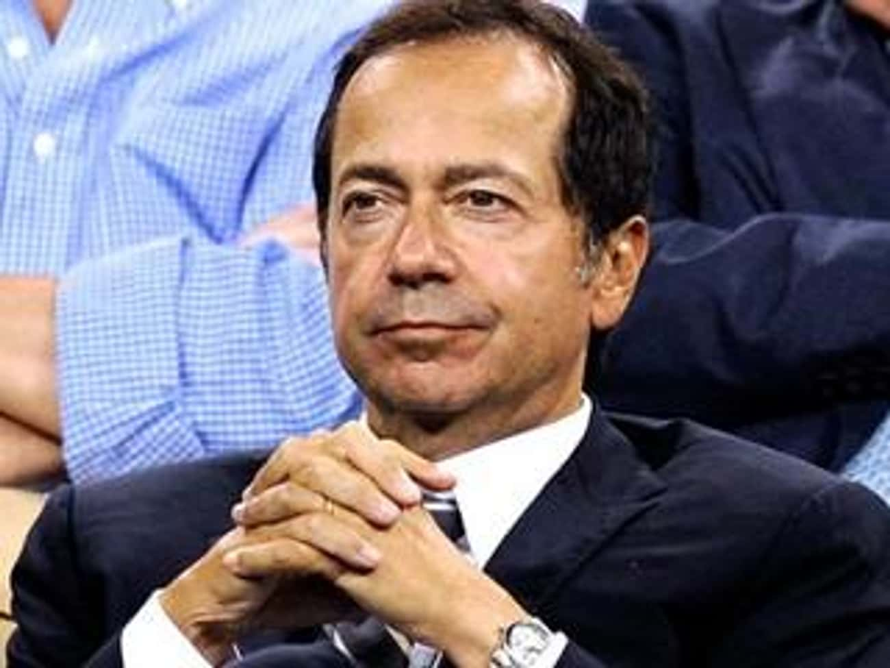 John Paulson is listed (or ranked) 4 on the list Famous People who Majored in Finance
